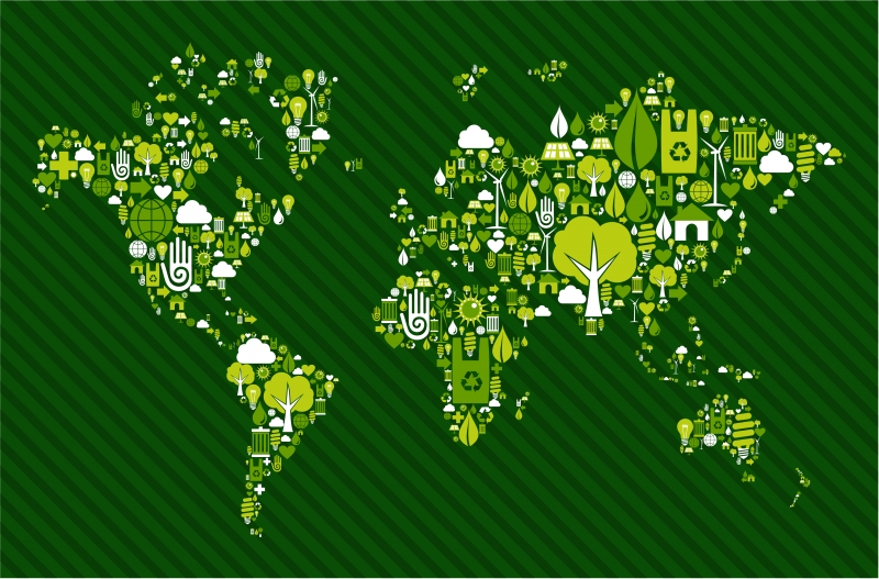 3209128-globe-world-map-with-green-icons